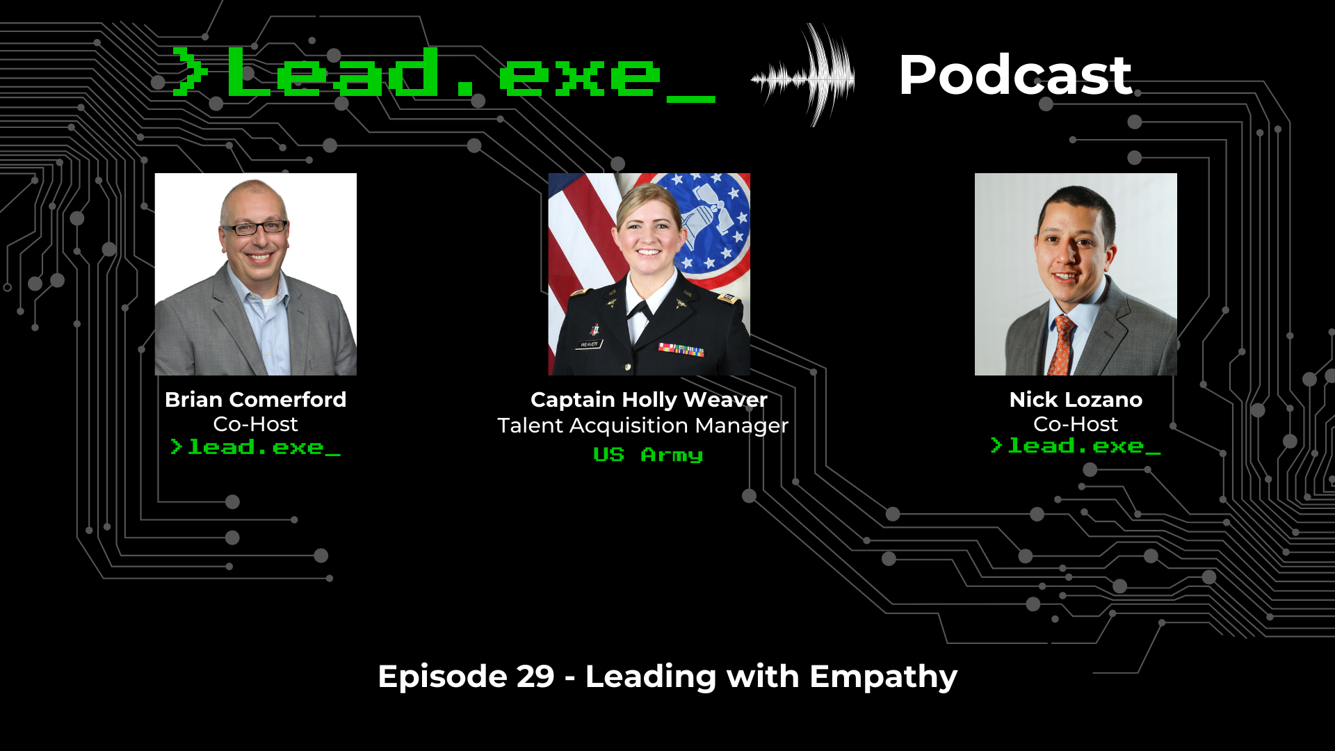 Episode 29: Leading with Empathy with Holly Weaver